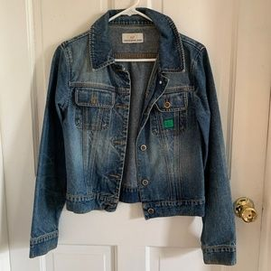 Todd Oldham Jeans Limited Edition Denim Jacket